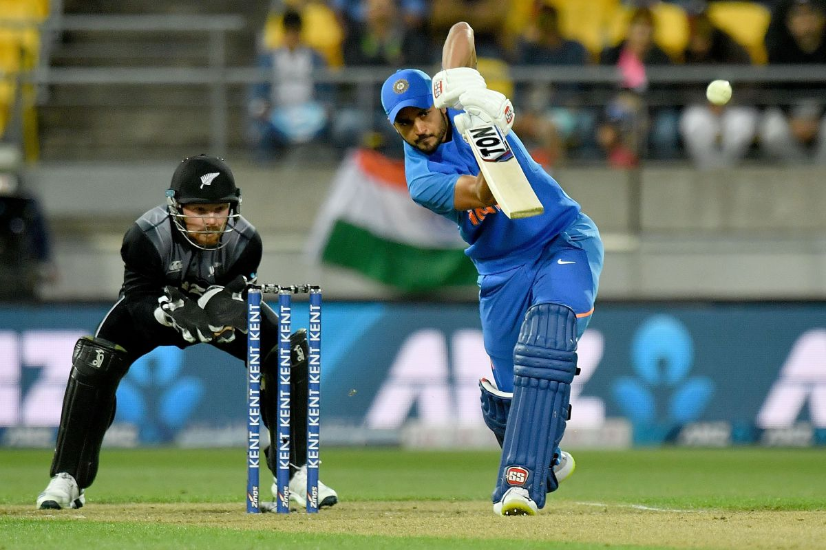 India vs New Zealand 4th T20