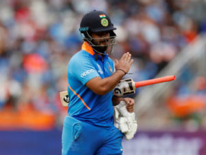 Indian wicket-keeper batsman has been ruled out of 2nd ODI