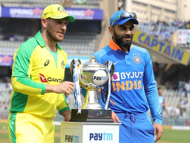 India vs Australia 2nd ODI