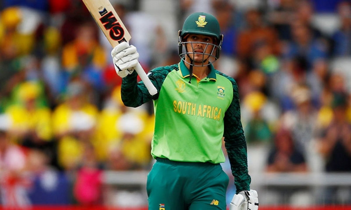 South Africa has appointed a new captain for the ODI's against England