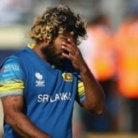 Lasith Malinga is disappointed