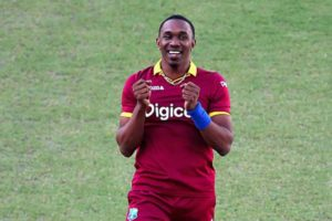 West Indian all-rounder is included in the T20 squad against Ireland