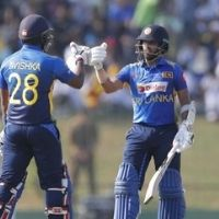 Sri Lanka beat West Indies in the second ODI