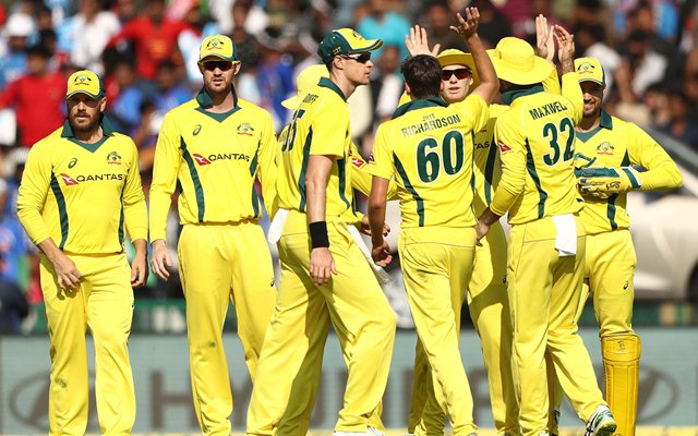Australia has announced their squad against South Africa