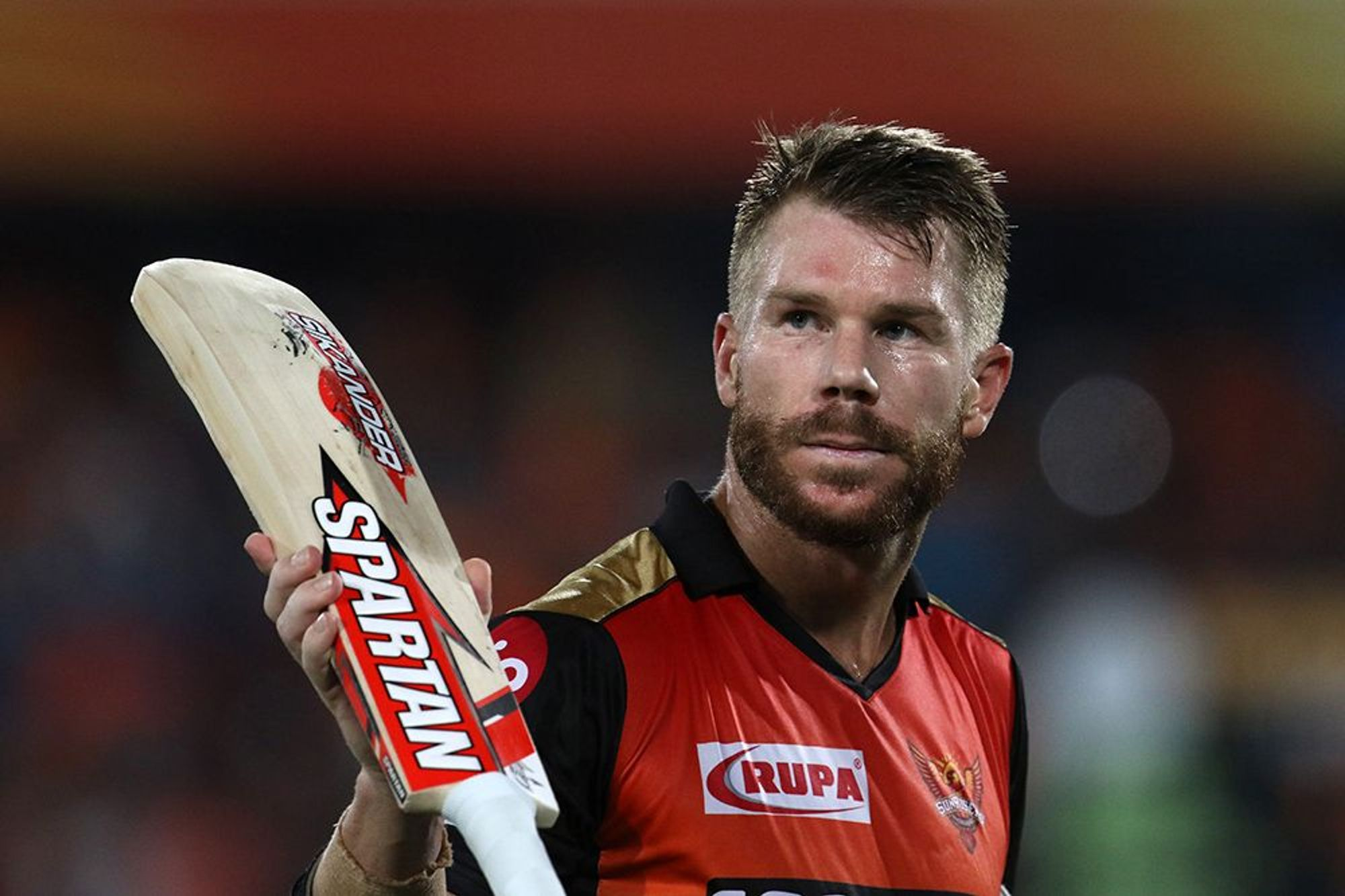 David Warner is reappointed as the Sunriser's Captain