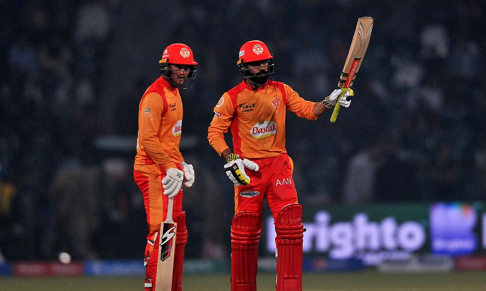 Islamabad United won a thriller