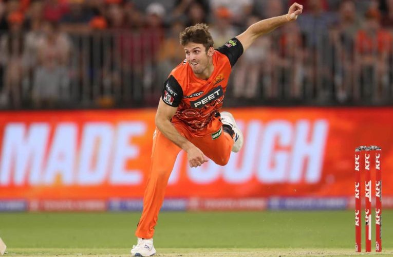 Mitchell Marsh joined Middlesex for T20 Blast