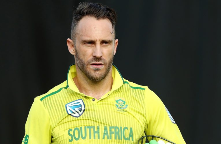 South African Captain has decided to move away from the captaincy role