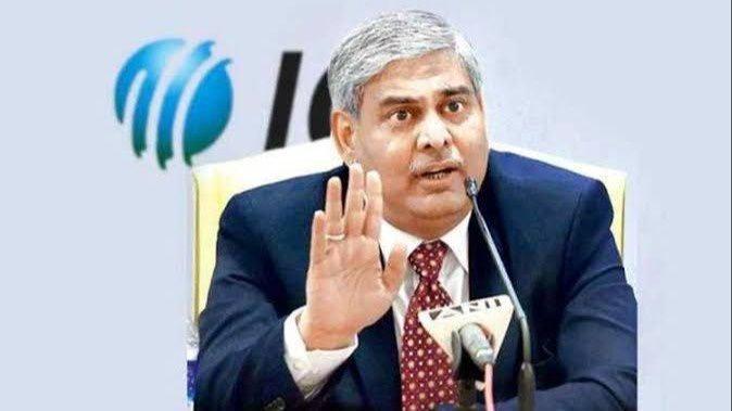 Shashank Manohar resigned as ICC Chairman