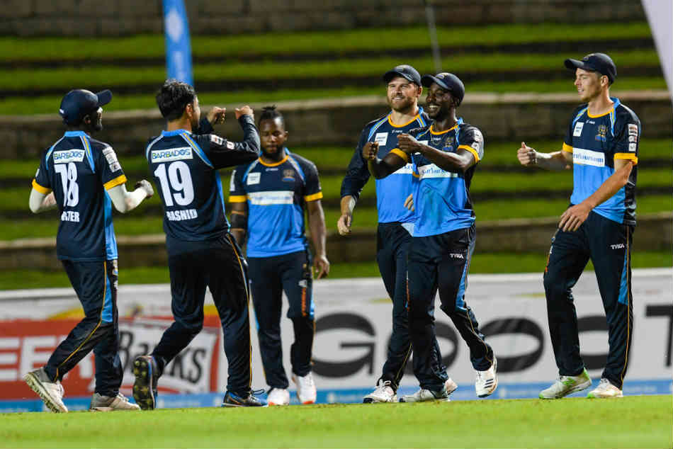 Barbados Tridents vs St Kitts and Nevis Patriots Match 2