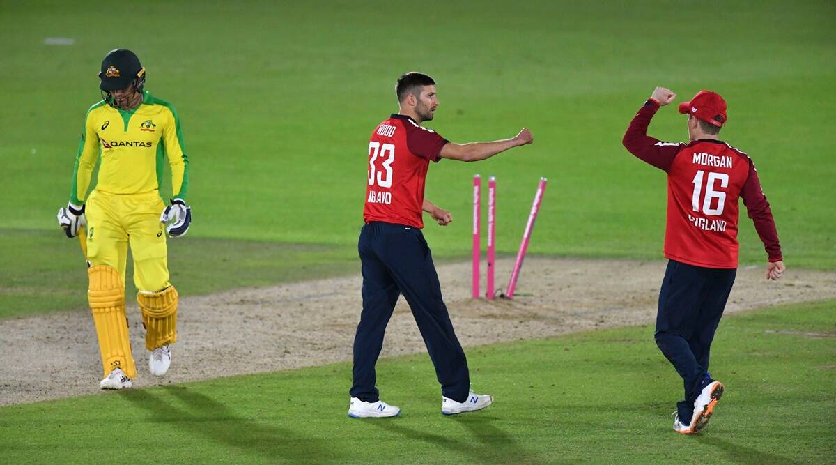 Australia vs England 2nd T20