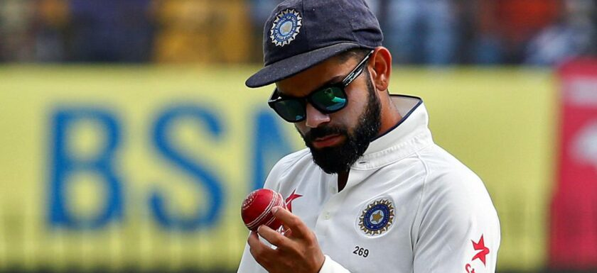 The ban of saliva in cricket