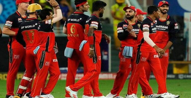 Royal Challengers Bangalore defeated Chennai Super Kings by 37 runs