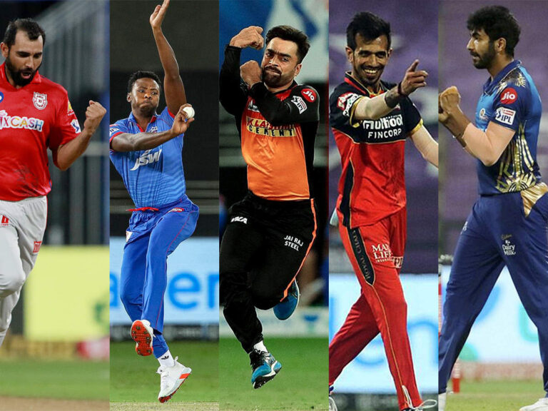 Top 10 Bowlers of IPL 2020 I Best Bowling figures I