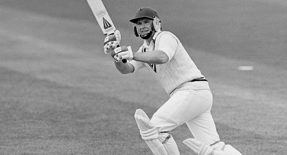 First Person To Wear a Protective Helmet in Cricket