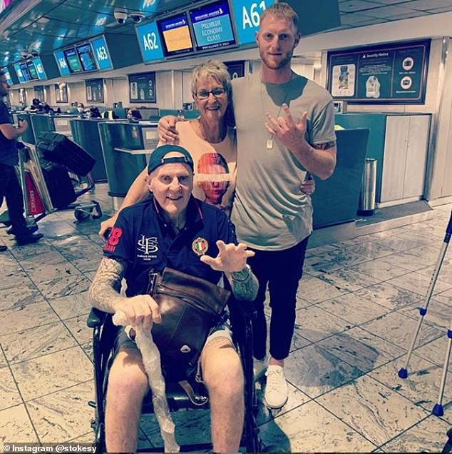 Ben Stokes father Ged Stokes dies at 65 after battling Cancer