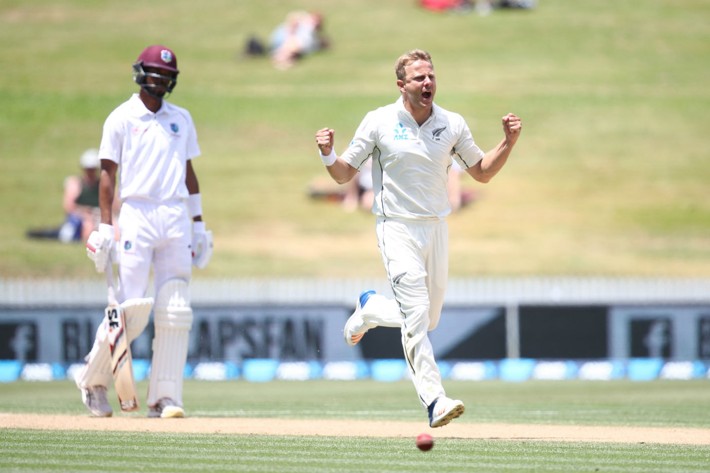 New Zealand vs West Indies 2nd Test Day 4
