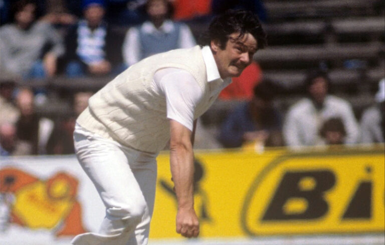 Robin Jackman has been passed away I Former England Bowler I
