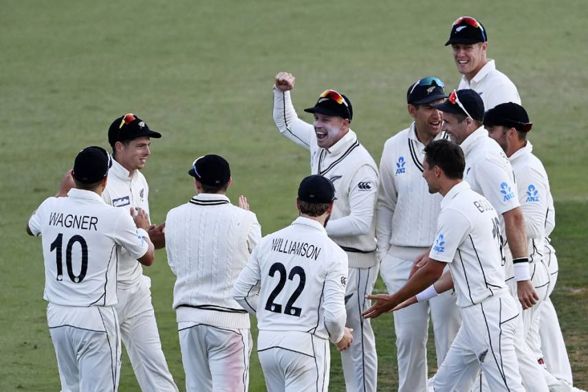 New Zealand vs Pakistan 1st Test Day 3