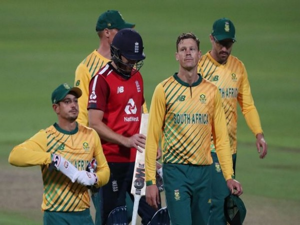 England's Tour of South Africa Called off