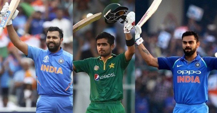 Top 10 ODI Batsman Of 2020