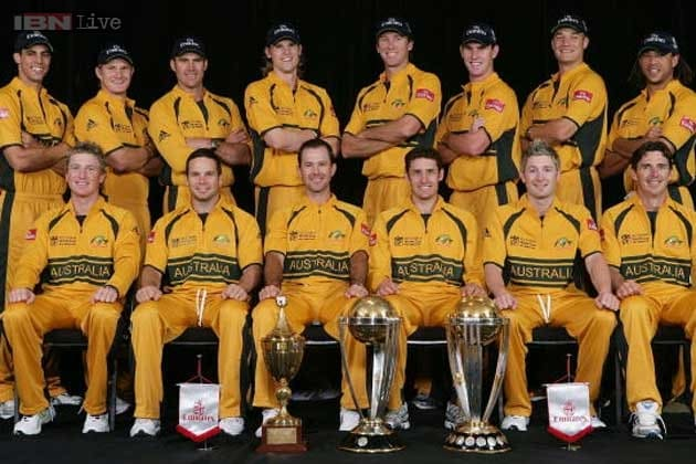 Australian Cricket Team: An Overview of the most dominating cricket team