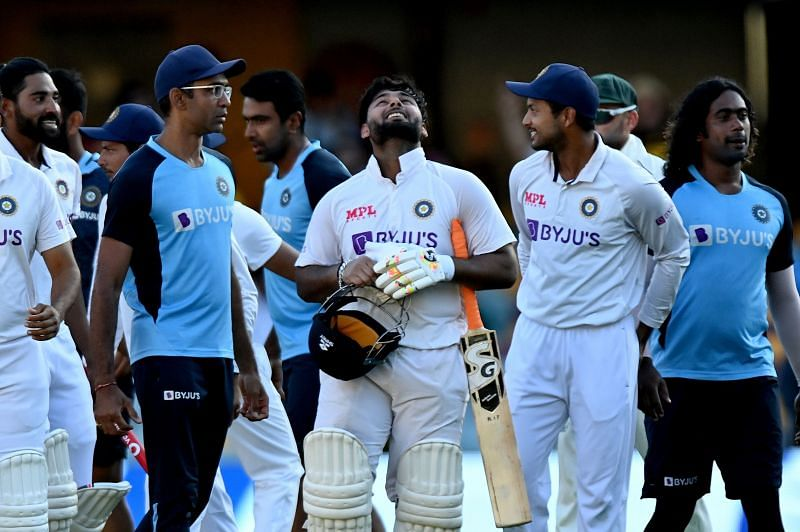 India Wins The Border Gavaskar Trophy