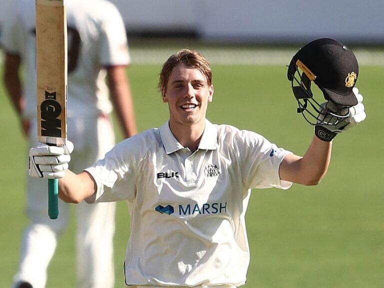 Cameron Green Profile I Australian Cricketer I Cricketfile
