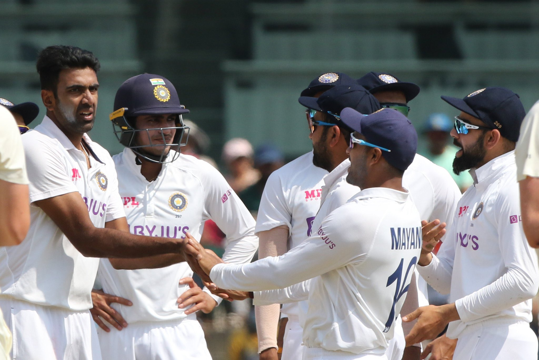 India vs England Second Test Day 2