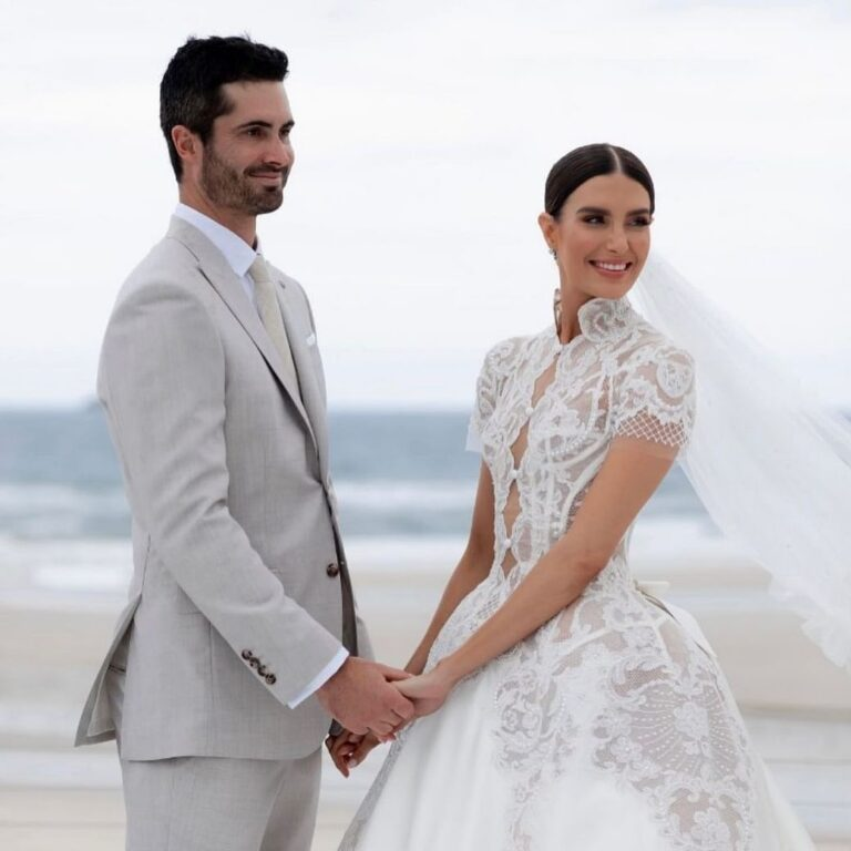 Ben Cutting Marries Former Miss World I Cricketfile