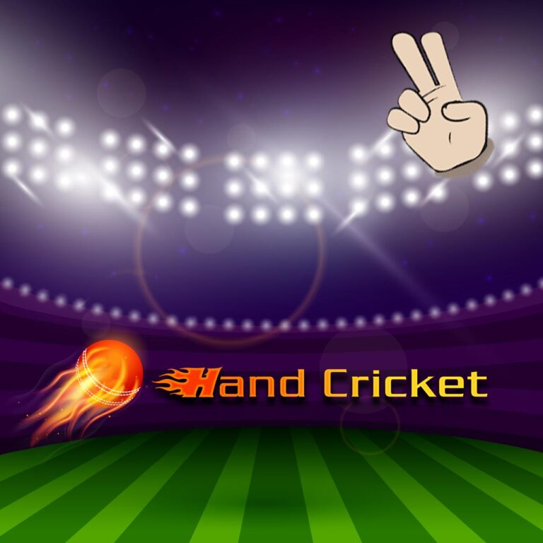 Hand cricket I What is hand cricket? I Rules & Tricks