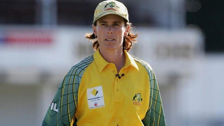 Belinda Clark Player Profile I Australian Women Cricketer